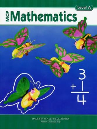 MCP Mathematics Level A Student 1st Grade