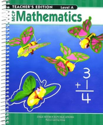 MCP Mathematics Level A Teacher 1st Grade 9780765260574