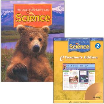 Houghton Mifflin Science Grade 2 Student & Teacher Bundle