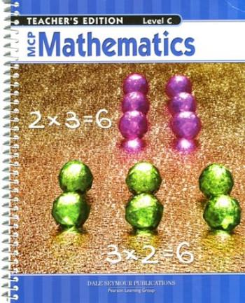 MCP Mathematics Level C Teacher 3rd Grade 9780765260611