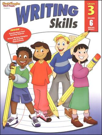 Writing Skills Grade 3