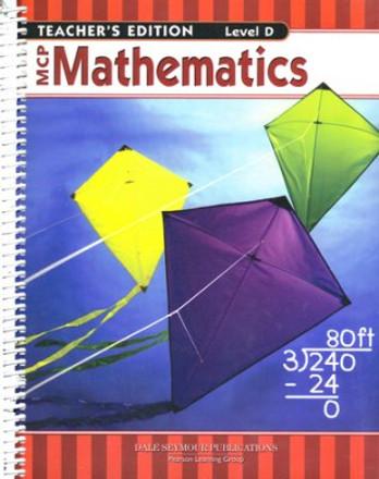 MCP Mathematics Level D Teacher 4th Grade 9780765260635
