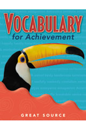 Vocabulary for Achievement Grade 4 Student Book - Five Pack