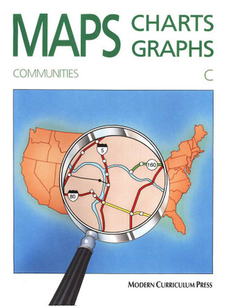 9780813621340 Maps Charts Graphs Level C 3rd Grade