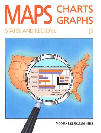 9780813621357 Maps Charts Graphs Level D 4th Grade