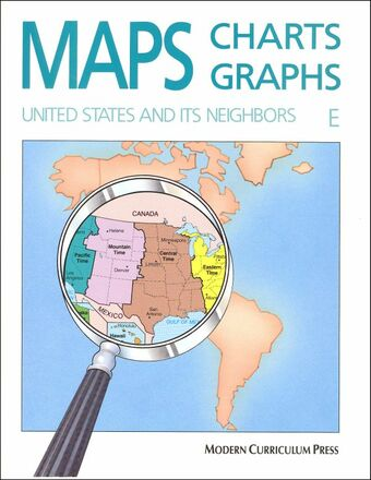 9780813621364 Maps Charts Graphs Level E 5th Grade