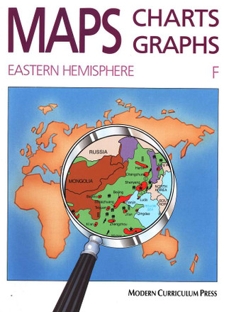 9780813621371 Maps Charts Graphs Level F 6th Grade
