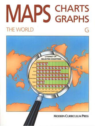 9780813621388 Maps Charts Graphs Level G 7th Grade
