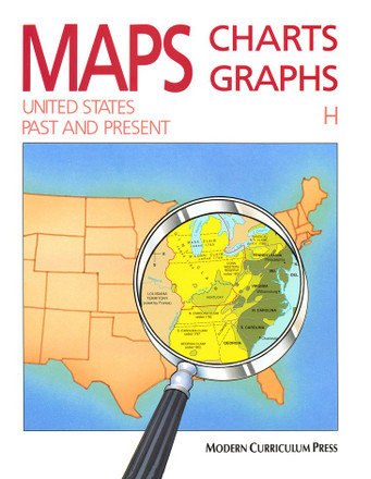 Maps Charts Graphs Level H 8th Grade 9780813621395