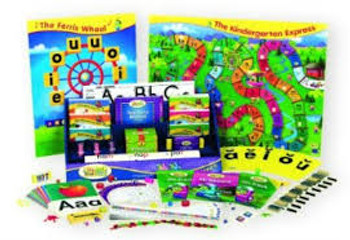 Sing, Spell, Read & Write Kindergarten Classroom Program for 20