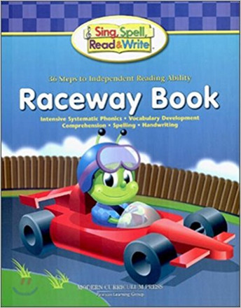 Sing, Spell, Read & Write Level 1 Classroom Raceway Student Book