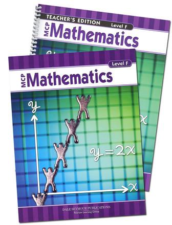 MCP Math Level F 6th Grade Bundle