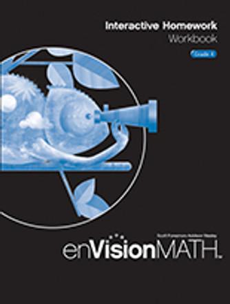 EnVision Math Grade 4 Interactive Homework Workbook (2011 Version)