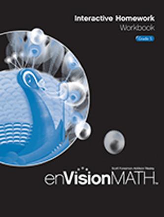 EnVision Math Grade 5 Interactive Homework Workbook