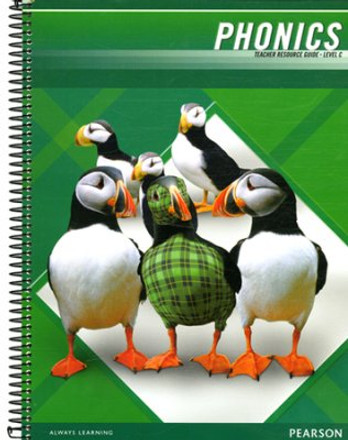 MCP Plaid Phonics Teacher Guide Book Level C 9781428431010