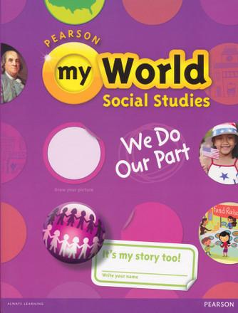 My World Social Studies Grade 2 Bundle