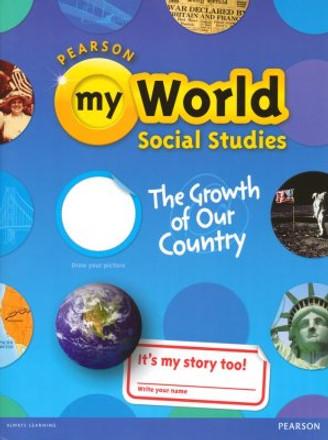 My World Social Studies Grade 6/5B Bundle