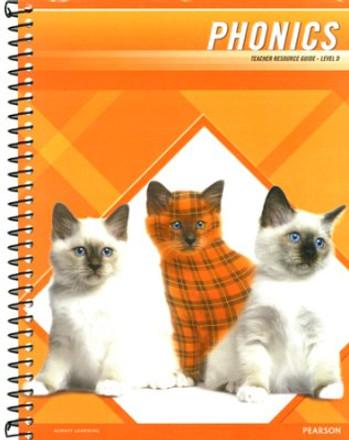 MCP Plaid Phonics Teacher Guide Book Level D 9781428431027