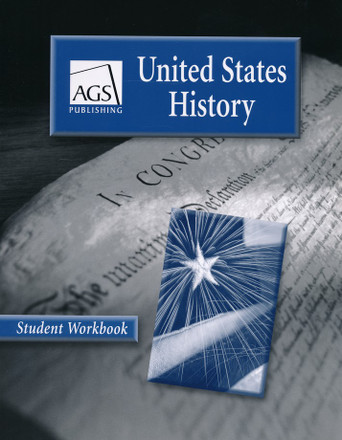 AGS United States History Grades 5-8 Student Workbook