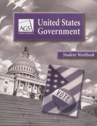 AGS United States Government Grades 5-8 Student Workbook