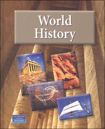 AGS World History Grades 5-8 Student Edition Textbook
