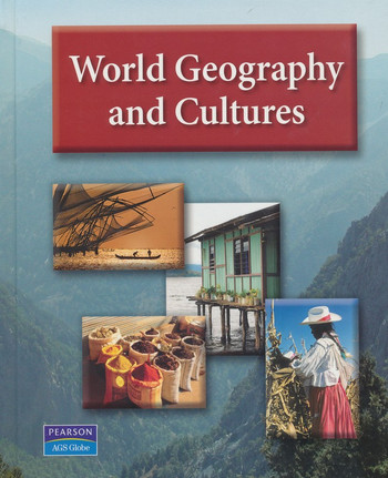 AGS World Geography & Cultures Grades 5-8 Student Edition Textbook