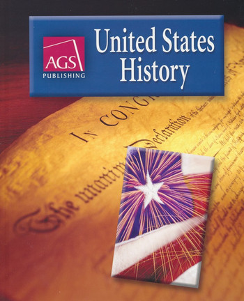 AGS United States History Grades 5-8 Student Edition Textbook