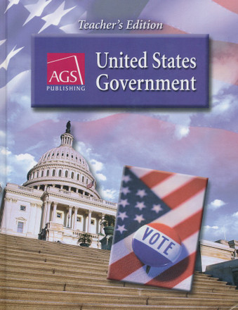 AGS United States Government Grades 5-8 Teacher's Edition