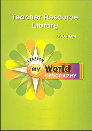 My World Geography Grades 7 8 Bundle