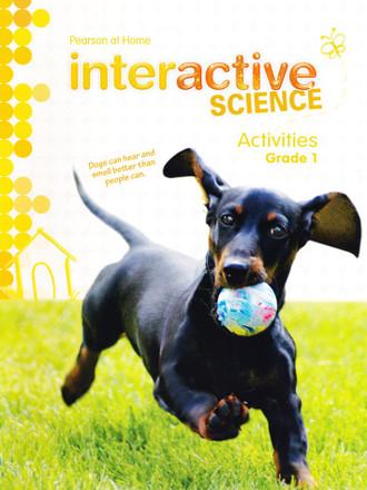 Interactive Science Grade 1 Activity Book