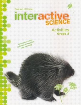 Interactive Science Grade 2 Activity Book/Lab Manual