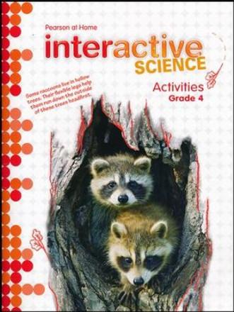 Interactive Science Grade 4 Activity Book/Lab Manual