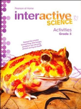 Interactive Science Grade 5 Activity Book/Lab Manual