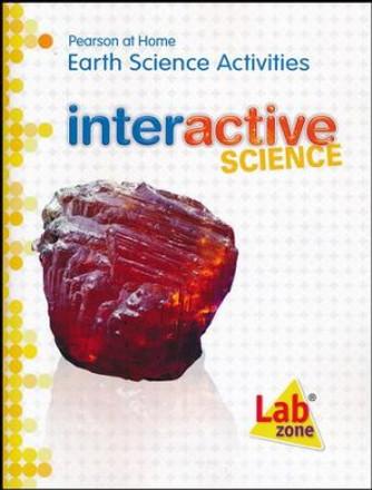 Interactive Science Grades 6-8 Earth Science Activity Book/Lab Manual