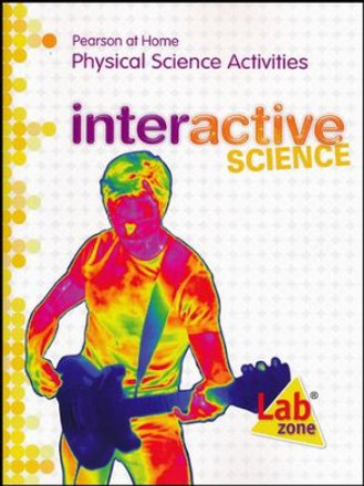 Interactive Science Grades 6-8 Physical Science Activities Book/Lab Manual
