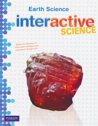 Interactive Science Grades 6-8 Earth Science Student Workbook