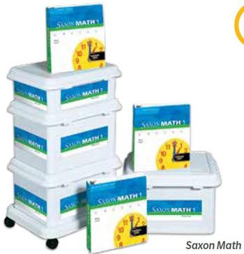 Saxon Math Grade 1 - 24 Student Kit