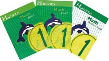Horizons Grade 1 Math Set