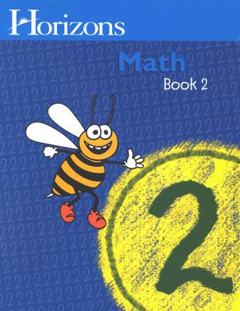Horizons Grade 2 Math Student Book 2