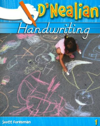 D'Nealian Handwriting 2008 Student Workbook Grade 1