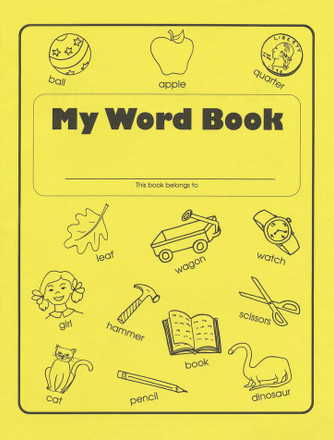 My Word Book Grades K-1 (9780838861103)