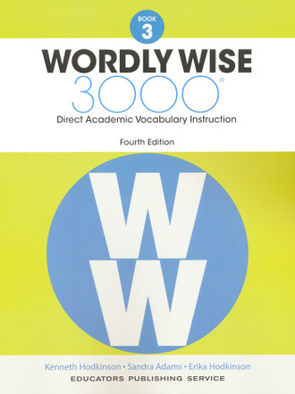 Wordly Wise 3000 4th Edition Student Book