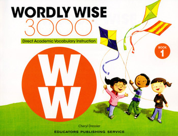 Wordly Wise 3000 4th Edition Book 1 Student Book