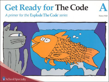Explode The Code Get Ready for The Code Book A