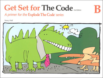 Explode The Code Get Set for The Code Book B
