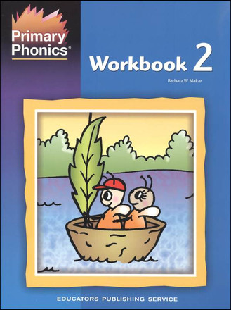 Primary Phonics Workbook 2 Grades K-2