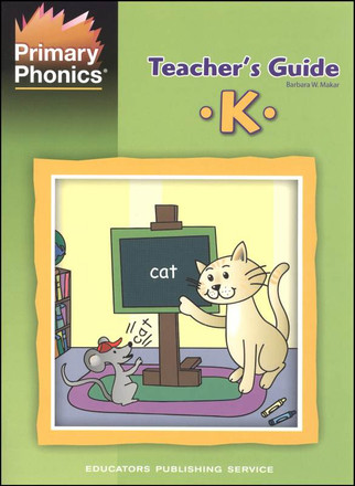 Primary Phonics Teachers Guide K