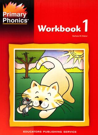 Primary Phonics Workbook 1 Grades K-2