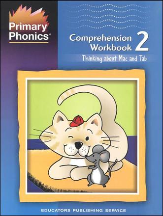 Primary Phonics Comprehension Workbook 2