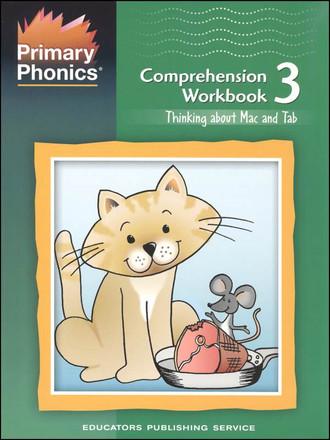 Primary Phonics Comprehension Workbook 3
